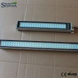 CNC, tornio, lampada funzionante della macchina utensile, lampada del tubo, lampada lineare