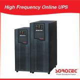 10kVA LCD表示が付いている高周波オンラインUninteruptedの電源