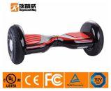 スクーター安定した大きい10インチの車輪のバランスの