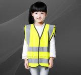 Тельняшка безопасности ребенка визави оптовой продажи Hi отражательная