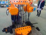 35 طن مرفاع كهربائيّة كبّل مع ثابتة تعليق كلاب