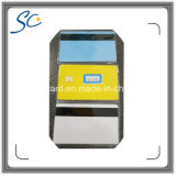 Tarjeta de la tarjeta RFID de la raya magnética del PVC de la impresión de Cmyk