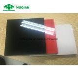 MDF UV da melamina da cor branca com tamanho de 1220*2440*15mm