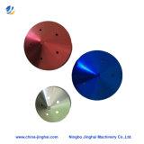 OEM CNC peças especiais de usinagem de liga de alumínio de chapado