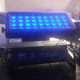 Luz de la colada de la pared del color LED de la ciudad de RGBW 4in1 36X10W