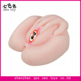 Silicone Artificielle Girl Sexy Vagina avec Hands Sex Toy pour Homme