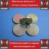 Самое лучшее N52 неодимий редкой земли магнитов диска 25mm x 5mm сильный круглый