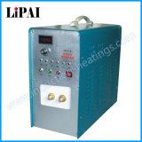 Máquina de calefacción de alta frecuencia de inducción del pequeño metal para la soldadura