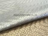 Le cuir de coussin de PVC pour le coussin/sofa/meubles a couvert