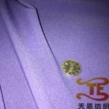 Tissu de Spandex de voie du tissu 4 de pongé d'extension du textile 30d de la Chine pour le vêtement