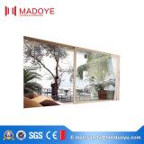 Foshan Fabrik 2016 Populärer Entwurf Niedriger Preis Bi-Falttür für High-End Balkon