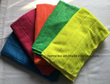 Toalha de Microfiber/toalha de limpeza/pano