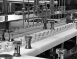 Máquina de Enchimento-Stoppling líquida do tubo de ensaio Kgf20
