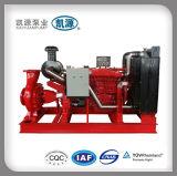 Xbcの高品質110kwのディーゼル機関の消火活動ポンプ使用された遠心水ポンプ