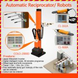 Reciprocator automatique pour la ligne d'enduit de poudre (machine de mouvement de robot)