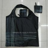Vente en gros Supermarket Foldable Nylon Shopping Bag