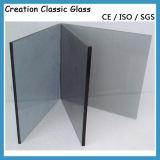 3 mm-19 mm flotado claro de vidrio para construcción, ventana