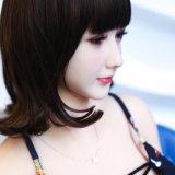 Doll van het Geslacht van de Vagina van Doll van het Geslacht van 165cm Bont Kunstmatig voor de Mens