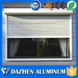 África Nigeria Mercado Precio más bajo del rodillo de puerta de persiana de ventana de aluminio de extrusión de perfil