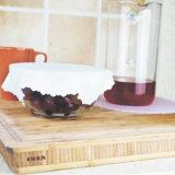 Coperchio preservativo dell'articolo da cucina di disegno del silicone ecologico creativo all'ingrosso del commestibile