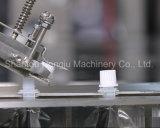 Spiritus-Getränkeautomatische füllende mit einer Kappe bedeckende Maschine für Doypack Beutel
