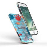 cassa ultrasottile di iPhone stampata IMD di 1.2mm