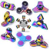Unruhe-Handspinner-intellektuelles Spielzeug-Neuheit-Spielzeug