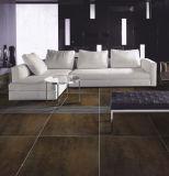 Mattonelle di pavimento rustiche della porcellana di rivestimento del Matt del cemento del materiale da costruzione per la decorazione domestica (RU6309)