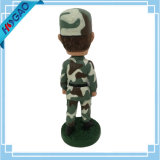 Hot Soldier Bobble Head Custom Bobble Head Soldier Figurine avec moule