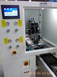 Vier-Mittellinie vollautomatischer Kleber-zugeführte Maschine für LCD-Glasvorstand Pakage Stock