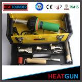 Pistola di calore calda registrabile del fucile ad aria compressa di temperatura
