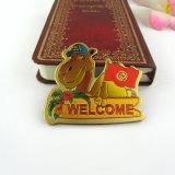 Magneet van de Koelkast van de Herinnering van de Folie van het Metaal van de Reis van Tunesië de Welkome