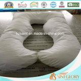 Descanso oco da gravidez da forma do descanso U da gravidez da fibra do poliéster