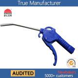 A mão da pistola pneumática do ventilador do injetor da poeira utiliza ferramentas pneumático limpa (o azul KS-10)