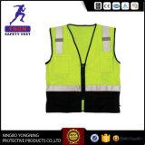 2016 ropa reflexiva/chaleco de la seguridad de la nueva alta visibilidad