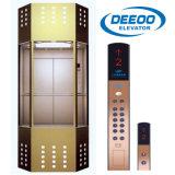 Индивидуальные высокого здания Достопримечательности Стекло Лифт Панорамный лифт