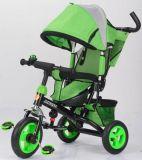 Triciclo del bambino del blocco per grafici d'acciaio del nuovo modello 2017 con lo standard europeo (CA-BT301)