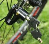 작은 구리 장방형 Autobicycle 디스크 자물쇠