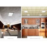 30W 2800lm Glass Square LED Panel Lightings