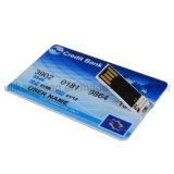 Promoção grande do logotipo/movimentação maioria do flash do disco instantâneo do USB de Tyep do cartão (UL-P003)