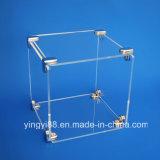 Новая коробка Acrylic кристально чистый