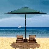 فناء مظلة 9 ' [فت] ألومنيوم فناء خارجيّة سوق فناء شاطئ حديقة ظل مظلة