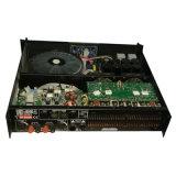 Amplificateur de puissance professionnel à deux voies de haut-parleur stéréo de la classe ab 450W