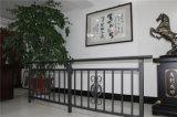 Balcón decorativo de acero galvanizado de alta calidad 19 que cercan con barandilla de la aleación de aluminio de Haohan