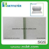 Filtro Rolls del techo o material del filtro de la parada de la pintura de la hoja