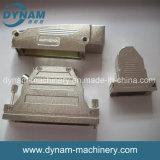 A liga de alumínio fazendo à máquina do zinco das peças do CNC morre a carcaça