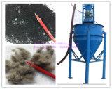Gomma dello spreco di alta efficienza che ricicla riga/polvere di gomma che fa macchina