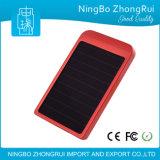 2600 mAh panel solar cargador de batería portátil de energía solar de la célula 2600mAh teléfono móvil