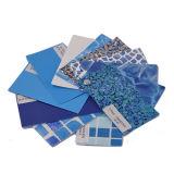 Fodera colorata del raggruppamento del PVC della piscina, raggruppamento della fodera, fodera del raggruppamento del PVC per il raggruppamento della fodera