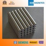 De concurrerende Magneet van de Schijf van het Neodymium van de Zeldzame aarde N33eh